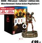 Doom Collectors Edition + Statue für nur 99€