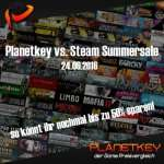 Planetkey vs. Steam Summersale