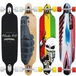 [ebay] Longboard ABEC 9 Holzboard Cruiserboard