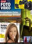 12 x CHIP FOTO-VIDEO mit DVD durch 50€ Verrechnungsscheck für 23,80€ statt 73,80€ (1,98€/Ausgabe statt 6,50€/Ausgabe am Kiosk)