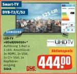 [Lokal Rewe-Center Hamburg-Billstedt Lorenzweg 3] Samsung UE48JU6050 4K UHD-TV