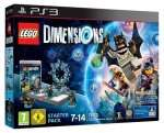LEGO Dimensions - Starter Pack - [PlayStation 3] für 45,78€ @amazon.fr