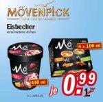 """REGIONAL Niedersachsen / Zimmermann Sonderposten - Mövenpick """"Mö"""" Eis (440ml oder 4x100ml) für 0,99 Euro; Bacardi Oakheart inkl. Glaskrug für 8,97 Euro; 10 Dosen Cola für 2,99 Euro."""