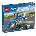 (Amazon.co.uk) Lego City - Flughafen-Abfertigungshalle (60104) für 71.72€