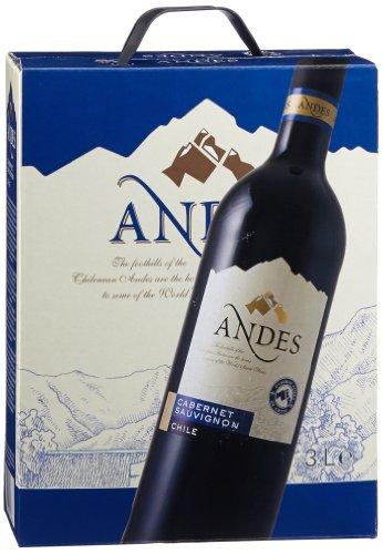 3 Liter chilenischer Qualitätswein in der Box mit Zapfhahn für 6,49 € - perfekt für die Party @ Amazon Prime Day Countdown