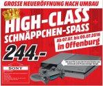 PS4 500GB black CUH-1216A für 244.-€ -LOKAL-