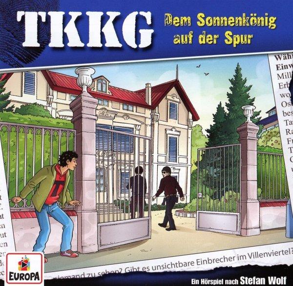 """[Amazon] TKKG 195 """"Dem Sonnenkönig auf der Spur"""" CD + AutoRip 2,99€ (mit Prime) - letzte Chance den alten Karl (Niki Nowotny) zu hören - ebenfalls 192 + 194"""