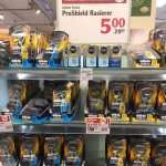 [Lokal Globus Wiesental] ProShield Rasierer 5,00€ statt 13,95€