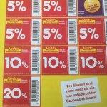 5-20% bei Netto MD zum selber kleben