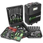 Starkmann Blackline Werkzeugkoffer 399-teilig @plus.de für 89,95