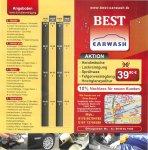 BEST CARWASCH - Handwäsche Lackreinigung - Sprühwax - Felgenversieglung - Hochglanzpolitur für ---   nur 39€   ---    statt 99 €