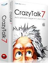 Crazy Talk 7 (Gesichtsanimationssoftware für MAC)