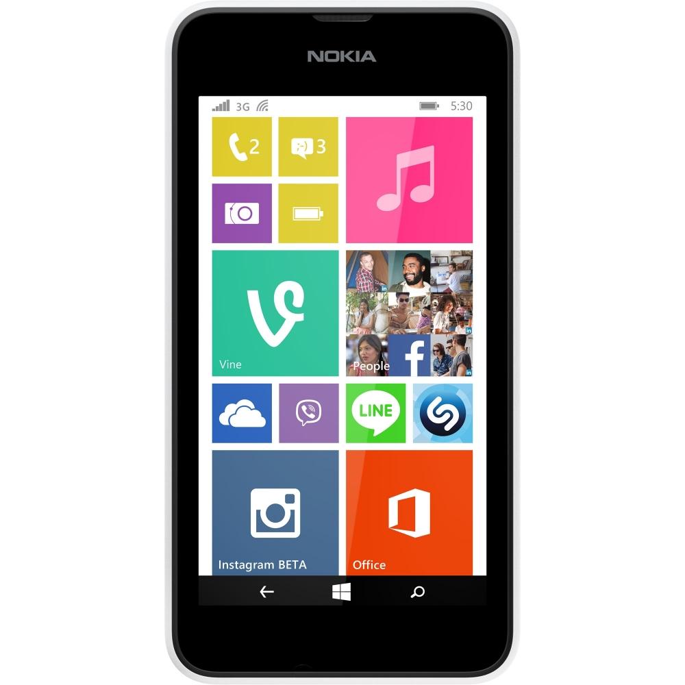 """Nokia Lumia 530 4GB für 49,90€ @ eBay WOW - 4"""" Windows Phone mit 5MP Kamera und Quad-Core"""