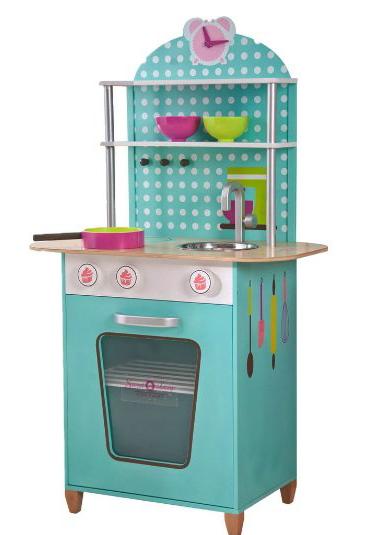 [Amazon] Spielküche in mint von Beluga Spielwaren für 33,77€ statt ca. 45€