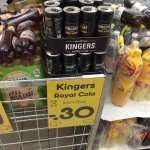 netto: Kingers Premium Fillers 0,30€