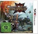 [Conrad] Monster Hunter Generations (Nintendo 3DS) für ~34€