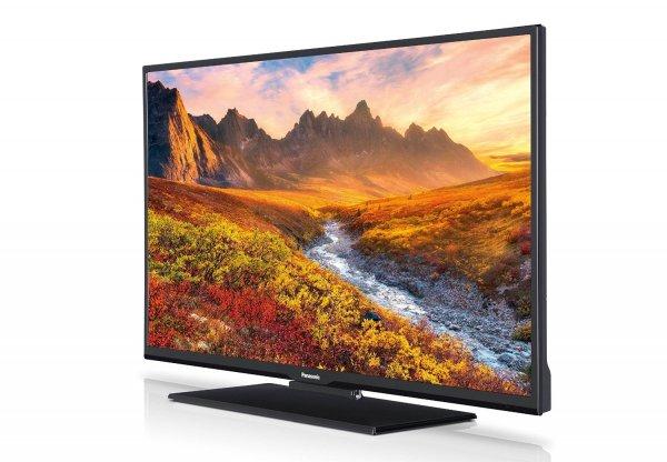[hwh] Panasonic Viera TX-48CW304 121 cm (48 Zoll) Fernseher (Full HD, 200Hz rmr, Triple Tuner, DVB-S/T/C) schwarz