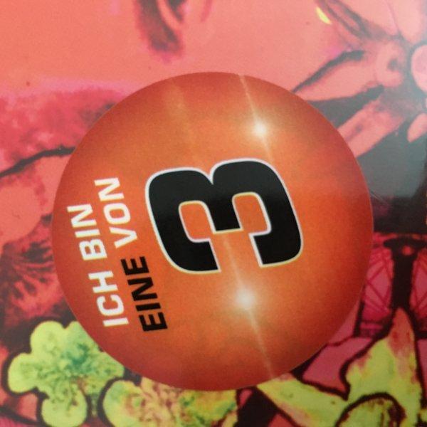 3 für 30€ Vinyl Saturn München PEP