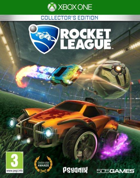 (Amazon.co.uk) Rocket League: Collector's Edition (Xbox One) für 22,38€