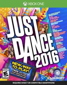 (Amazon.com) Just Dance 2016 (Xbox One) für 16,39€