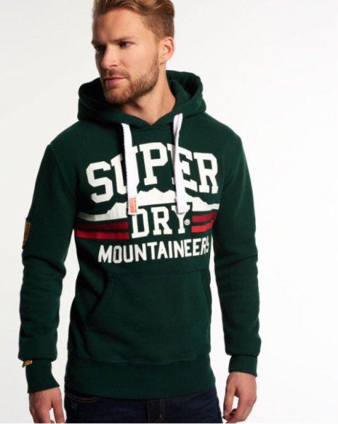 Herren Superdry Kapuzenpulli eBay Store für 30-35€ in Gr M-XL