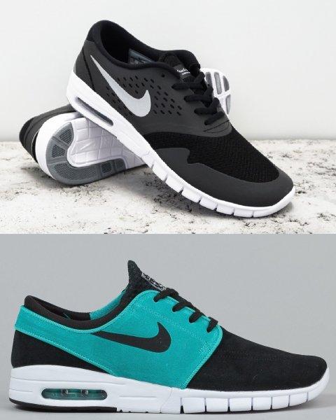 BlueTomato SALE - z.B. Nike Eric Koston Max für 54,95 € oder Nike Stefan Janoski Max für 59,95 € usw.