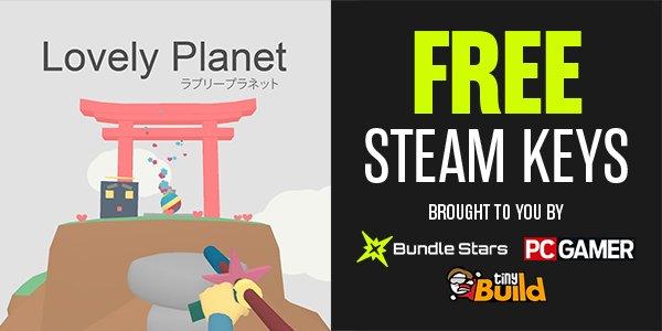 [Steam] Lovely Planet Gleam.io (Sammelkarten)