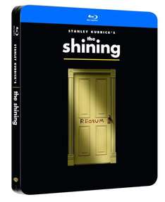 (Amazon.it) The Shining - Steelbook (Blu-ray) für 14,80€