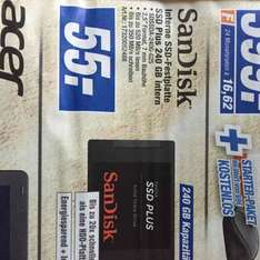 Lokal SanDisk SSD Plus 240 GB