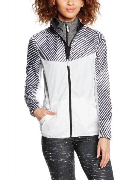 @Amazon: PUMA Damen Jacke Graphic Woven Jacket W ab 16,16€ (Gr. L), andere Grössen etwas teurer mit Prime