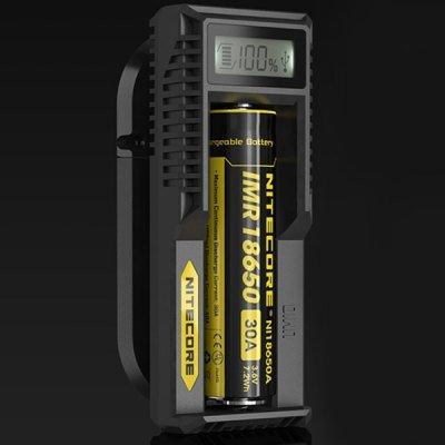 [Gearbest] Nitecore UM10 (1-Slot Multicharger + USB) für 4,58€