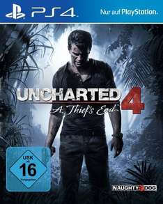[AMAZON] 30€ Uncharted 4: A Thief's End [PlayStation 4]