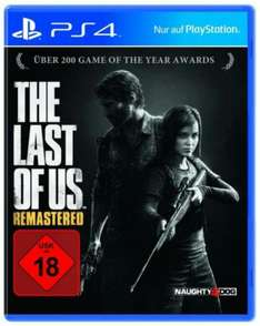 The Last of Us Remastered - PS4 / auf netgames.de