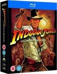 Blu-ray Box - Indiana Jones: The Complete Adventures (5 Discs) ab €13,51 [@Zavvi.de]