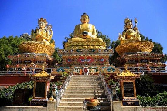 Hin- und Rückflüge von Amsterdam nach Nepal [September - Februar]