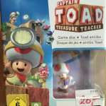 [Lokal Saturn Neuss RPC] Wii U Captain Toad Treasure Tracker + amiibo 20€ statt 47€+