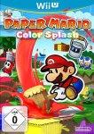 Paper Mario Color Splash Wii U für 31,99€ ohne VSK - Vorbestellung [Thalia]