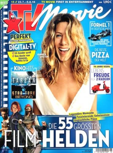 """Jahresabo """"TV MOVIE"""" für effektiv 4,60€"""