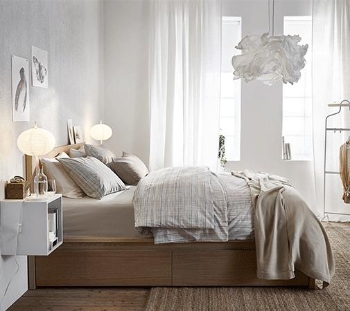 Jetzt eindecken: Bettwäsche-Sale im IKEA Onlineshop