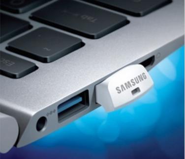 Samsung 128 USB 3.0 mini USB Stick für 29,99 € inkl. VSK [mymemory]