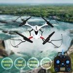 €22.97 JJRC H31 Waterproof Drone  -  WHITE [Gearbest]
