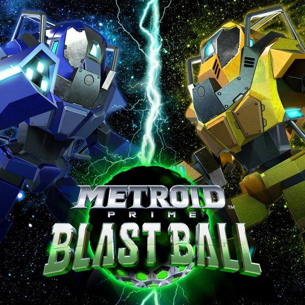 (Nintendo 3DS) Metroid™ Prime: Blast Ball - Kostenlos