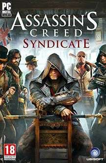 uplay Assassins Creed Syndicate PC + Darwin and Dickens Conspiracy Mission DLC für 15,85€ @ CDKeys