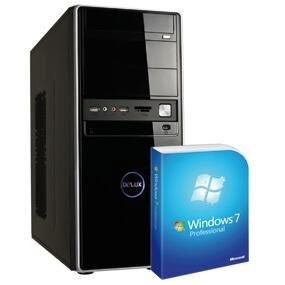 Memory Desktop PC Skylake Desktop (Intel Core I5 6600 (4x 3,3 GHZ), Asus Mainboard (H110), 8GB RAM DDR4, 400 Watt Netzteil, 256GB SSD, HD 530, 4x USB 3.0, DVD Brenner, Win 7 Professional) für 508,10€ @Amazon.de