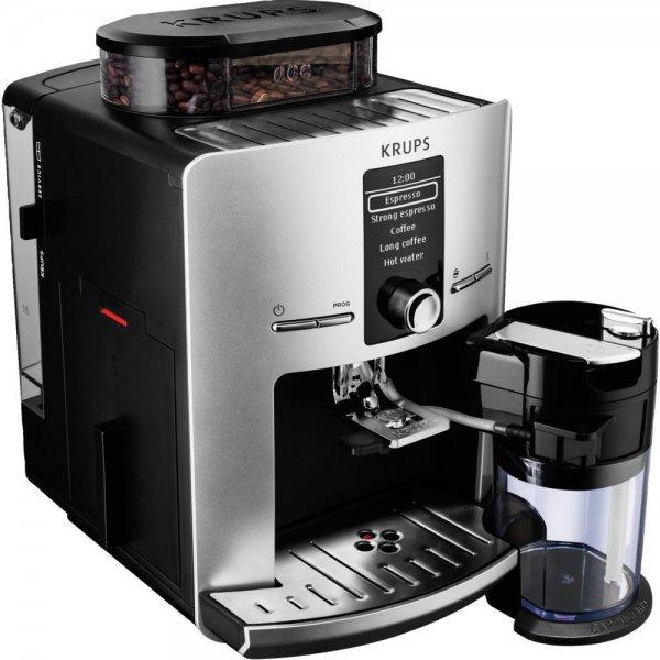 KRUPS EA829E Latt´Espress Kaffeevollautomat @Mediamarkt/ Ebay 307€