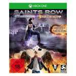 XBOX ONE Spiel - Saints Row IV Re-elected + Gat Out of Hell bei Real online