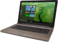 Medion Akoya S6417 Notebook (MD 99576) für 499 € - 15,6 Zoll | FullHD matt | Intel Core M-5Y31 | 8 GB RAM | 256 GB SSD | Windows 10