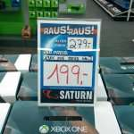 [Lokal@Saturn Bremen] Xbox One 500GB (Quantum Break Bundle)
