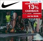 [Nike] Sale + 13% Cashback bei Qipu (auch auf NIKEiD)