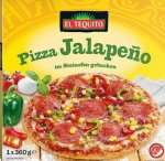LIDL - El Tequito Pizza Jalapeno